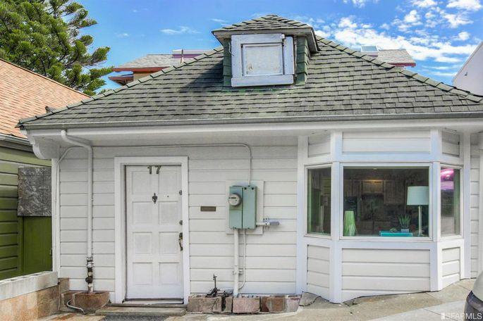 旧金山最便宜的房子在市场12天后遭遇多重优惠