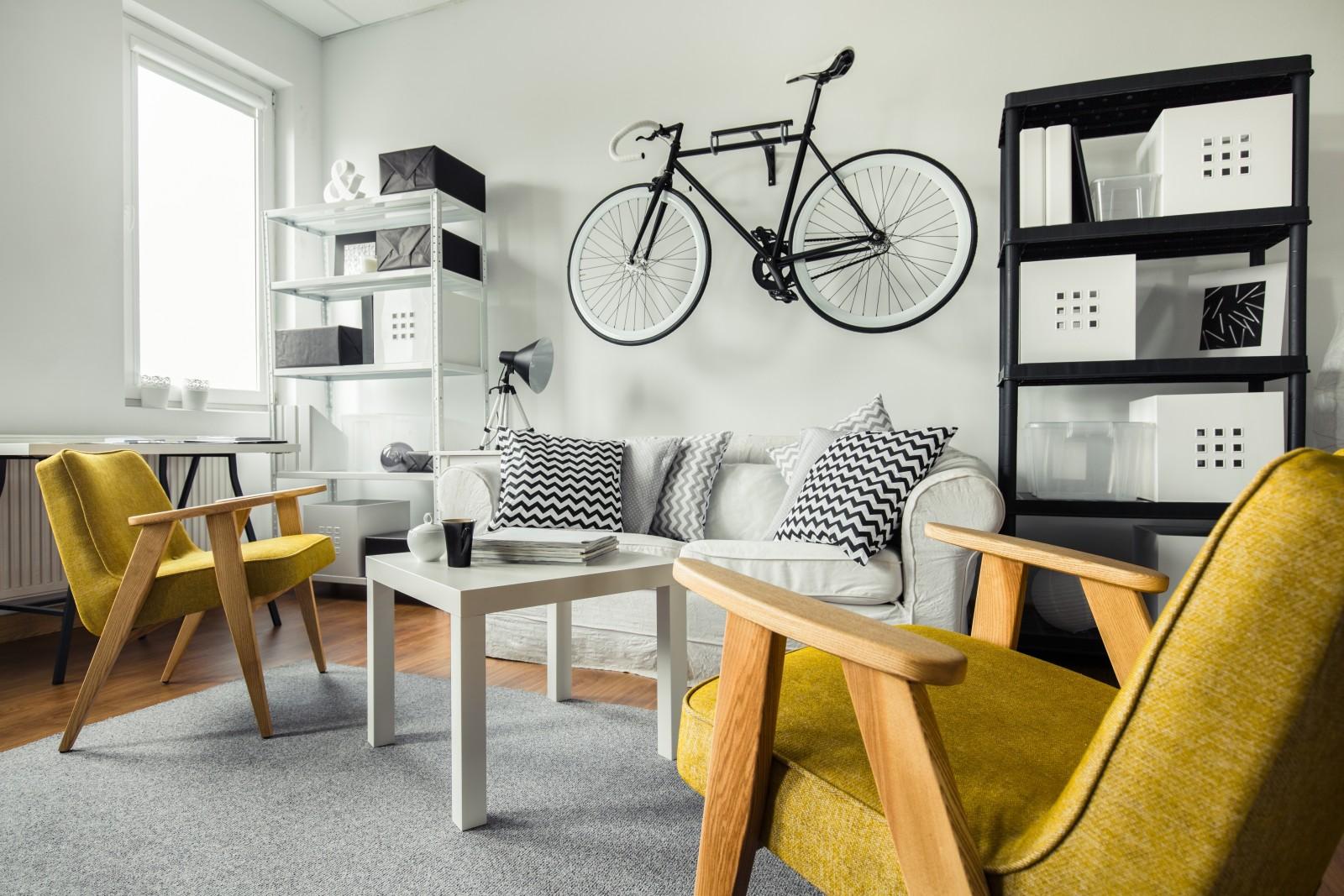 2019美国房产资讯--3个设计技巧,让您的小空间变大